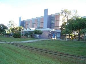 Biblioteca Central no campus da UFV. Foto: Divulgação/BBT