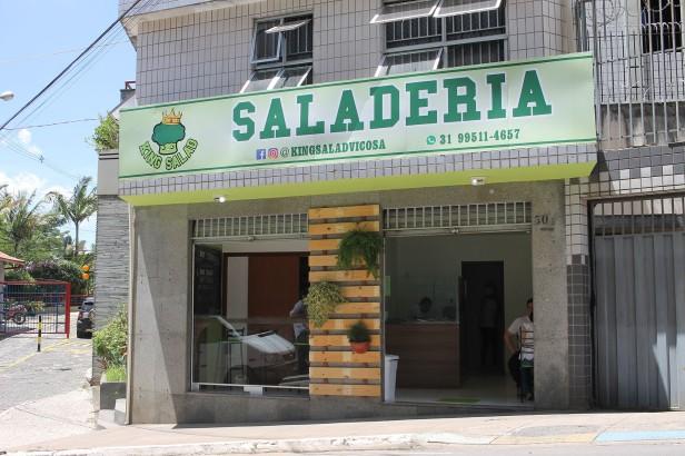 Restaurante está localizado na Ladeira dos Operários. Foto: Viçosa em Dia